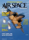Check out 'Waterway to Orbit' in the June/July 2010 issue of Air&Space/Smithsonian!